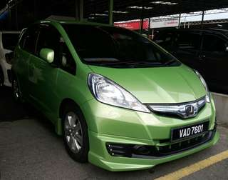 Honda Jazz Hybrid 1.3 (A) rebate 90% cash