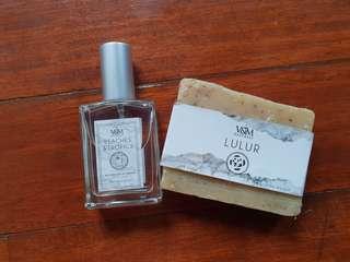 Soap & Perfume