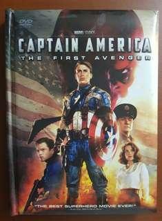 Captain America The First Avenger (DVD) Original