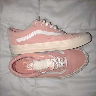 'Vans Oldskool' Peach