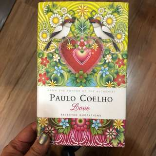 Paolo coelho love selected quotations