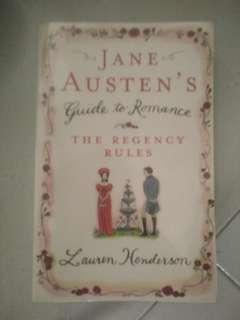 Jane Austen:guide to romance