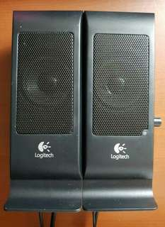Logitech S100 Speaker Aktif Multimedia for PC