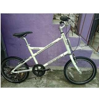 ASAMA FULL ALLOY MINI VELO (FREE DELIVERY AND NEGOTIABLE!) not folding bike