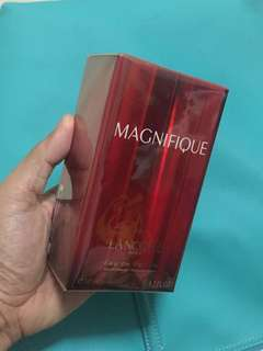 Authentic Magnifique by Lancome Eau de Parfum Spray 1.7 oz 50 Women Hard to Find Rare