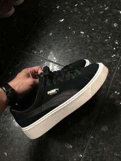 🚚 Puma 厚底鞋