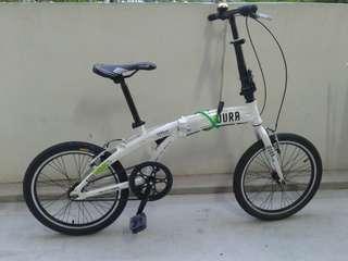 Dura Folding Bicycle
