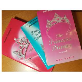 Princess Diaries Books for Young Adults