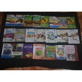 Grade 9 K-12 Textbooks
