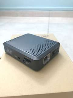 DLP Texas Instruments mini projector