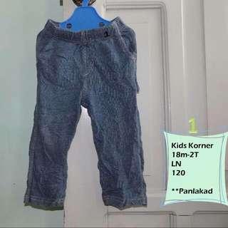 Kids Corner Pants