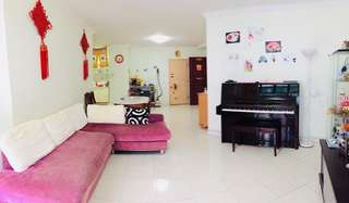 HDB 5 room, Bukit Panjang