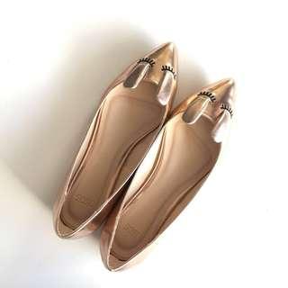 ASOS Ballerina (Gold)