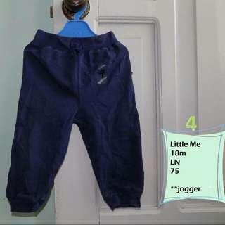 Little Me Jogger