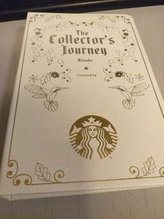 Starbucks limited Card album 2018