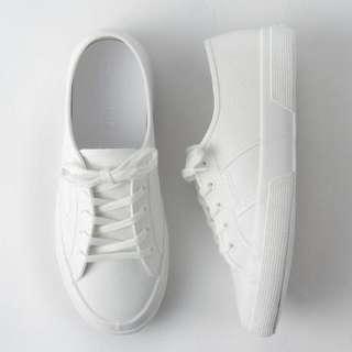 🚚 SUPERGA 全白膠鞋小白鞋