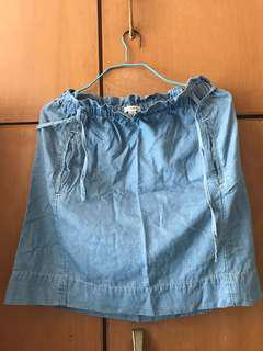 100% new espit Skirt