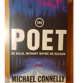 The Poet - Mystery novel