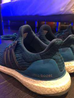 Adidas ultra boost 3.0 dark green