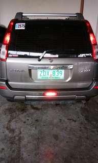 2006 Nissan Xtrail 250X