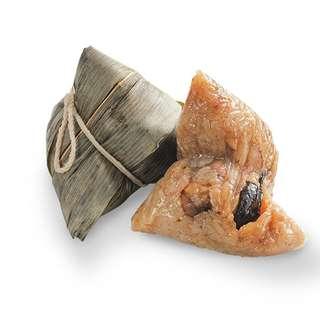 Charcoal dumpling碳蒸肉粽