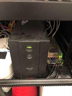 APC backup UPS 1100
