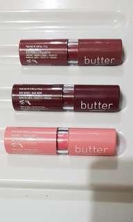 Nyx Butter Lipsticks Mini