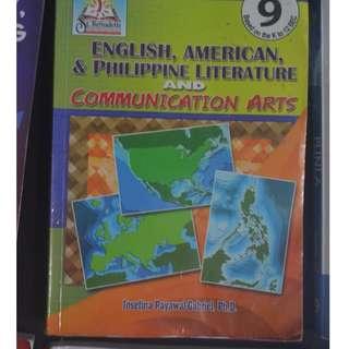 English, American, & Philippine Literature and Communication Arts K-12 Grade 9