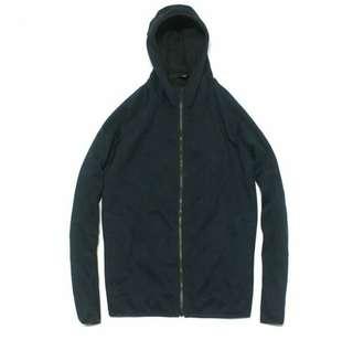 Uniqlo Zipper Navy Hoodie Jacket