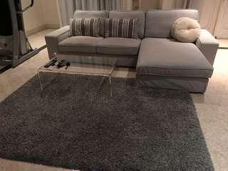 Karpet import  uk 160 x 230 tebaalll bangettt