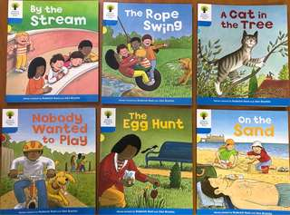 Oxford Reading Tree stage 3 (6 books)
