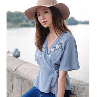 (S) Lollyrouge Kimono Blouse
