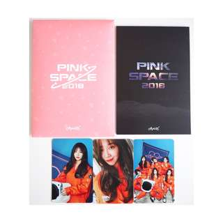 Apink<PINK SPACE>周邊