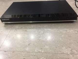 Samsung DVD Player model no: C370