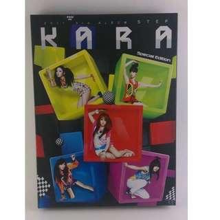 🚚 KARA STEP [Special Edition][韓版]#畢業兩百元出清