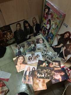 少女時代 girls generation set yes card 5R相