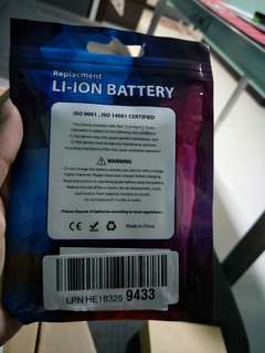 Li-ion battery foe LG G4