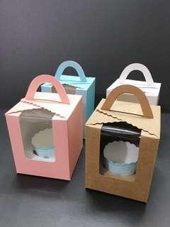 Cupcake盒/杯子蛋糕盒