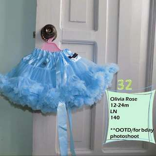 Olivia Rose Birthday Skirt