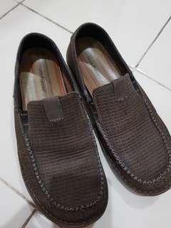 Sepatu Pria Hush Puppies Original ( No Box )