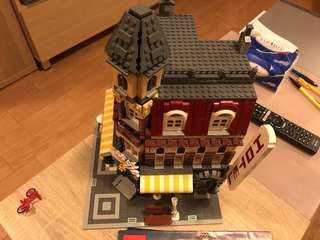 99%新 齊件有書明書 Lego 有人仔 used 10182 hotel 10185 10211 10218 10255 10190