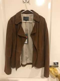 Trenery suede coat