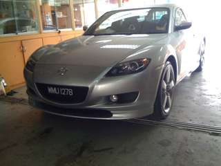 2003 Mazda RX-8 1.3 6 Speed Manual