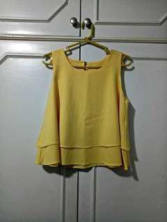 Unbranded Yellow Top