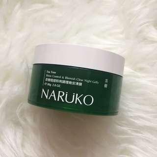 Naruko Tea Tree Night Gelly