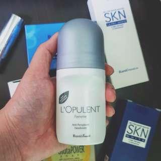 L'opulent Femme Anti-Perspirant Deodorant