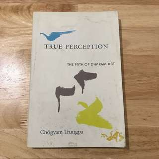 True Perception book