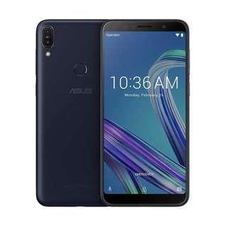 Kredit Asus Zenfone Max Pro M1 ZB602KL Ram 4/64GB Black