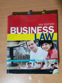 🚚 RMIT Commercial Law 3rd Edition Wiley