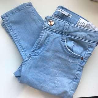 Zara Skinny Leg Jeans